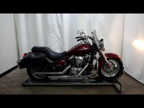 2008 Kawasaki Vulcan® 900 Classic in Eden Prairie, Minnesota - Video 1