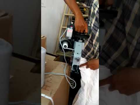 Sumi Single Needle Bag Closer machine