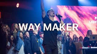 Way Maker   Sinach (COT Conference Cover)