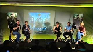 Том Фелтон, Harry Potter and the Deathly Hallows: Cast Interview