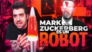 MARK ZUCKERBERG IS A ROBOT