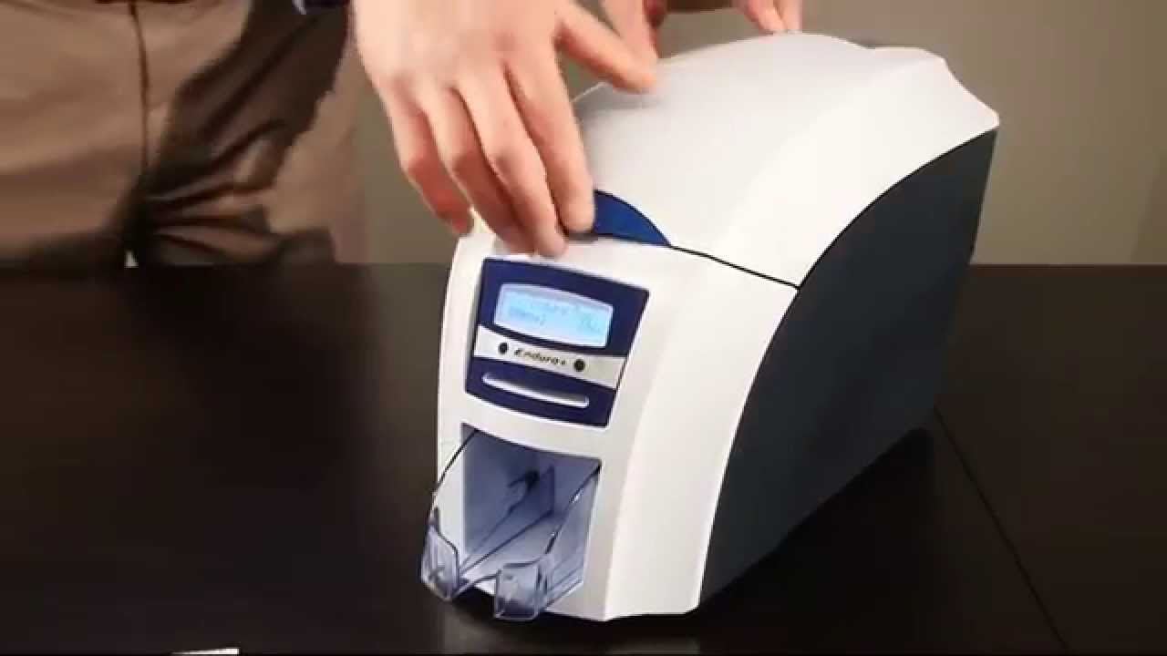 Magicard Enduro - How to Clean Your Printer