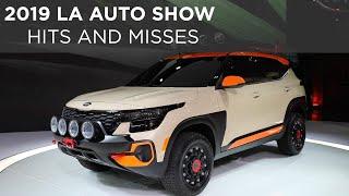 Hits and Misses | 2019 LA Auto Show | Driving.ca