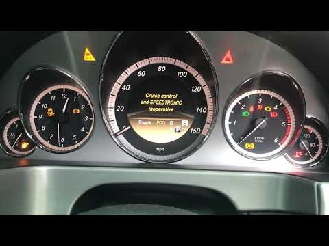 Mercedes w212 E250 limp mode  P2454 DPF issues  Fault finding and