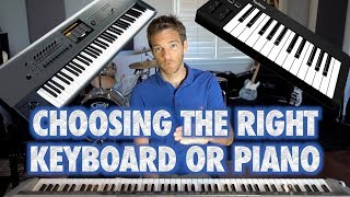 How to Pick the Right Digital Piano or Keyboard