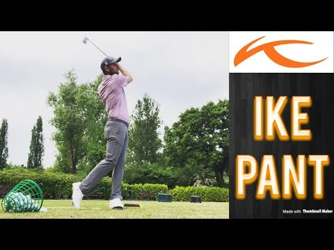 KJUS Golf Ike Pants | Most Comfortable Trousers on the Market?