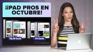 iPad Pros de octubre: Surgen más detalles de la nueva tableta de Apple
