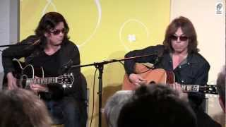 """EUROPE """"Drink And A Smile"""" Acoustic - SWR 1 Radio Concert"""