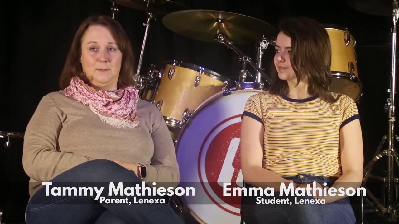 Emma & Tammy Mathieson