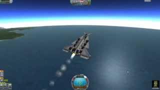 KSP Вывод ХОРОШЕГО самолёта на орбиту #16