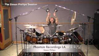 The Simon Phillips Session - Drums Talk