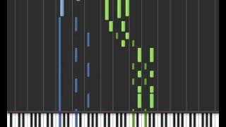 Yanni - Nostalgia (Piano Tutorial)