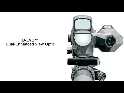 Leupold D-EVO Magnifies Red Dot Sights
