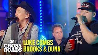 Brooks & Dunn, Luke Combs Perform 'Brand New Man' | CMT Crossroads