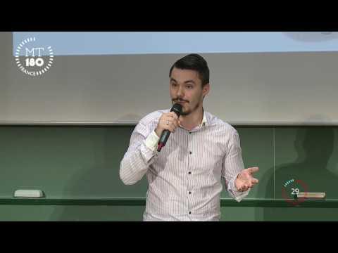 Ma thèse en 180 secondes 2017 : Michaël Mulot