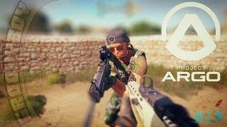 Project ARGO -  тактический шутер на движке Arma 3