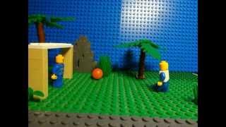 Конец света/The end of light LEGO animation