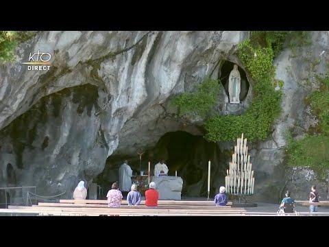 Messe du 25 mai 2020 à Lourdes