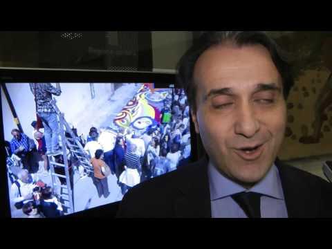 Gruppo Editoriale Umbria Journal   Moreno Landrini Sindaco di Spello