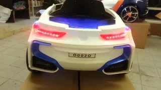 Детский электромобиль BMW О 002 ОО