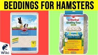 7 Best Beddings For Hamsters 2019