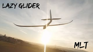 Lazy Glider - RC glider and racing drone