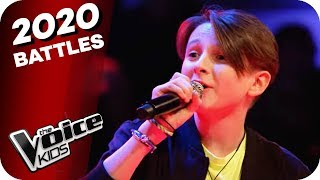 Shawn Mendes - In My Blood (Rune / Jason / Marius)   The Voice Kids 2020   Battles