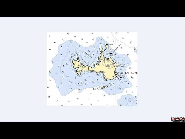 "Use Magic ""Sailing Contours"" for Navigation Safety!"
