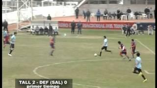 preview picture of video 'Talleres de Bell Ville Campeón de la Liga Bellvillense 2012'