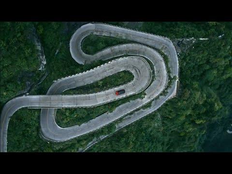 Impossible: Range Rover Sport - Dragon Challenge [UNCUT]