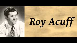 We Live In Two Different Worlds - Roy Acuff