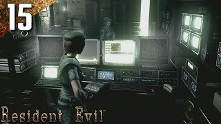 Resident Evil: HD Remaster 100% (Real Survivor) Walkthrough Part 15 - Laboratory (No Commentary)
