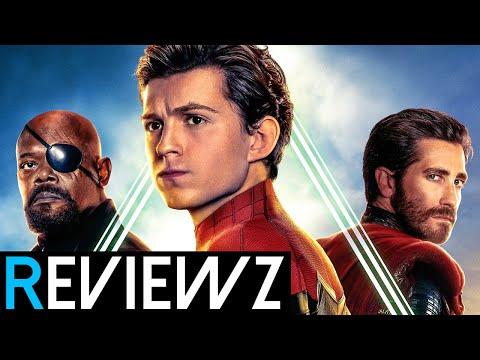 Spider Man: Far From Home | Danz Reviewz