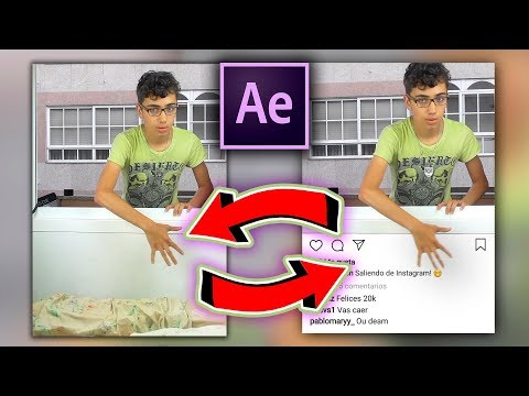 COMO SALIR DE INSTAGRAM EN AFTER EFFECTS | TUTORIAL!