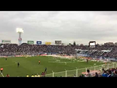 """""""Atlético 2 Belgrano 1 Recibimiento"""" Barra: La Inimitable • Club: Atlético Tucumán"""