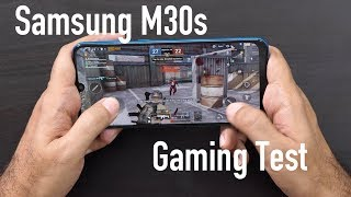 Samsung Galaxy M30s Can You Game on it?