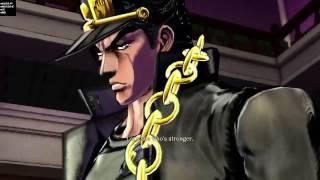 Jojo's Bizarre Adventure : Eyes Of Heaven - All Mirror Match Intro Dialogue