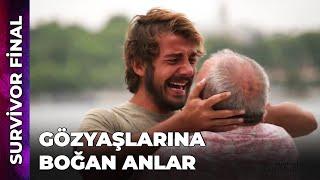 """#Survivor Tv8 ekranlarında yayınlanan ve """"Acun Medya"""" tarafından hazırlanan Türkiye 'nin en çok izlenen en heyecanlı yarışma programı...  İzleyenleri her sezon ekrana kilitleyen Survivor 2020'nin bu yıl ki yarışmacı kadrosu nefesleri kesiyor.   Ünlüler Takımı: Ersin Korkut, Uğur Pektaş, Aycan Yanaş, Derya Can, Parviz Abdullayev, Elif Gören, Barış Murat Yağcı, Şaziye İvegin Üner, Mert Öcal, Tuğba Melis Türk  Gönüllüler Takımı: Fatma Günaydın, Burak Yurdugör, Meryem Kasap, Sadık Ardahan, Evrim Keklik, Cemal Can, Makbule Karabudak, Ceyhun Jay, Tayfun Erdoğan, Nisa Bölükbasi, Yasin Obuz  #Survivor ıssız bir adada hayatta kalma mücadelesi veren yarışmacıların zor yaşamı ve birincilik mücadelesi."""