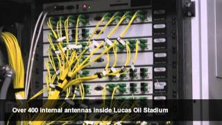 For techies only! Verizon Wireless 4G LTE Super Bowl Network Tour