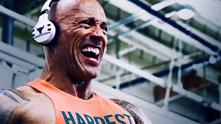 """NOW IS THE TIME - Dwayne """"The Rock"""" Johnson 
