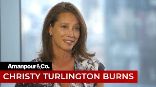 Christy Turlington Burns Discusses Maternal Global Health | Amanpour And Company