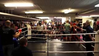 Supremacy Amateur League VIII - Sofia Mattsson vs Frida Lindberg