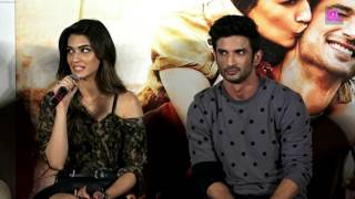Raabta Trailer Launch | Sushant Singh Rajput | Kriti Sanon