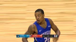 The Oklahoma City Thunder and Orlando Magic Goes Down To The Wire | 2018 MGM Resorts Summer League