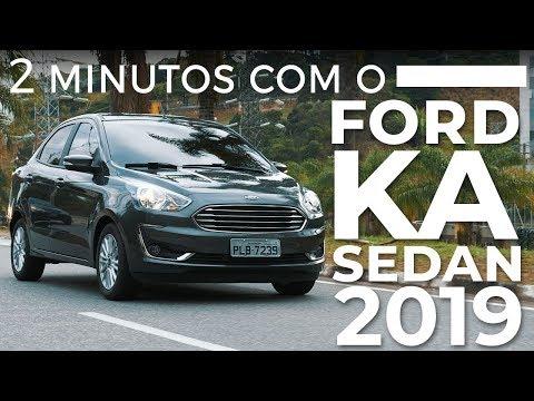 Ford KA+ Sedan Седан класса B - рекламное видео 2