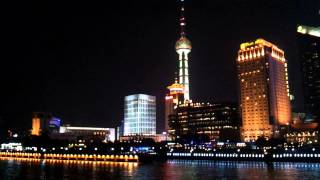 preview picture of video 'Cruise on Huangpu River'