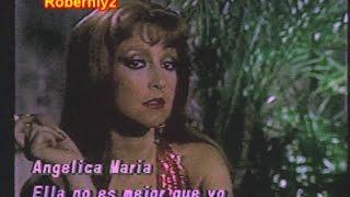 """Angélica María """"No es Mejor que Yo """" Video Oficial"""
