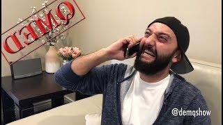 American Babysitter VS. Armenian Babysitter (Armenian Funny Video)