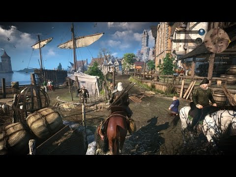The Witcher 3: Wild Hunt - Official Gameplay (35 min) thumbnail