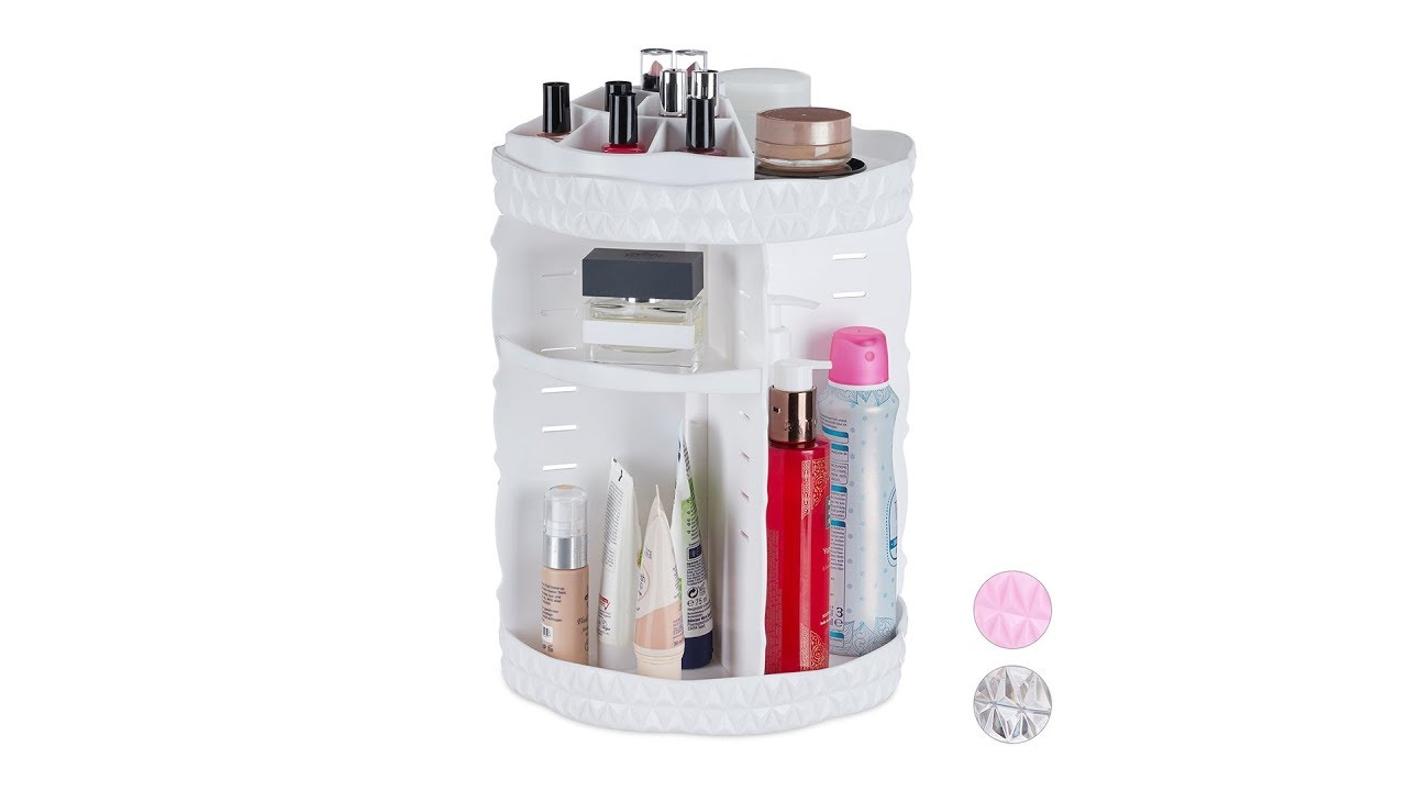 Make Up Organizer drehbar